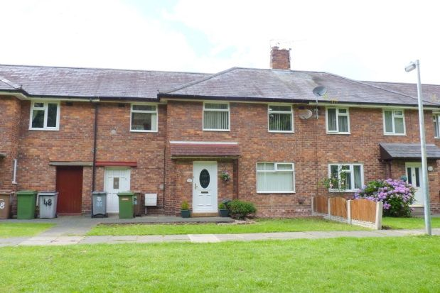 Thumbnail Terraced house to rent in Plane Tree Road, Bebington, Wirral
