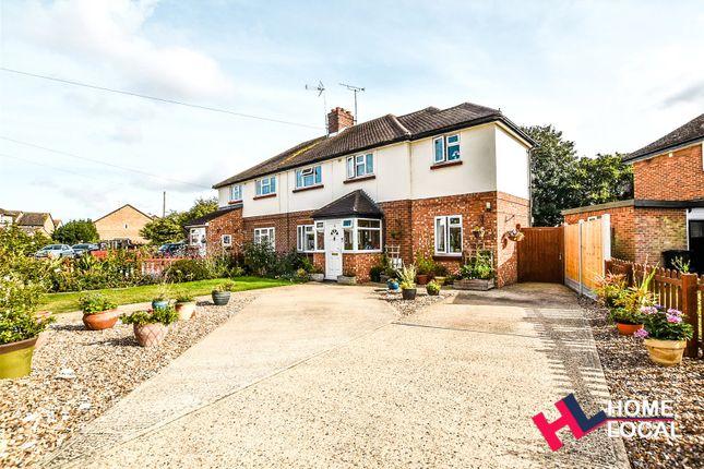 Thumbnail Semi-detached house for sale in Glebe Road, Heybridge, Maldon
