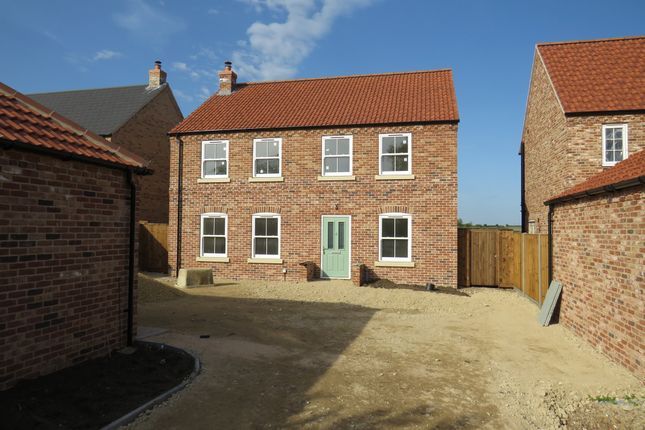 Thumbnail Detached house for sale in Oxborough Road, Stoke Ferry, King's Lynn