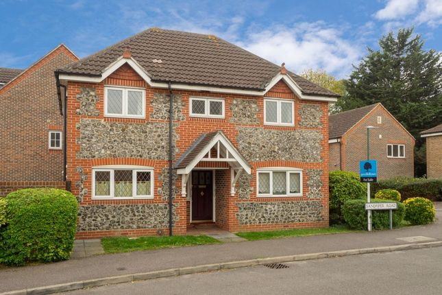 Thumbnail Detached house for sale in Sandpiper Road, Cheam, Sutton