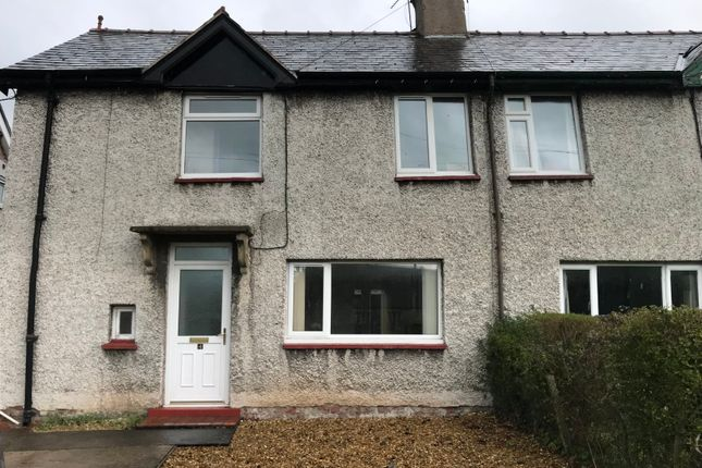 Thumbnail Semi-detached house to rent in Fron Haul, St. Asaph