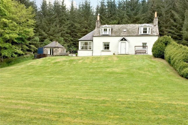 Thumbnail Cottage for sale in Keepers Cottage, Buchromb, Craigellachie, Keith, Moray
