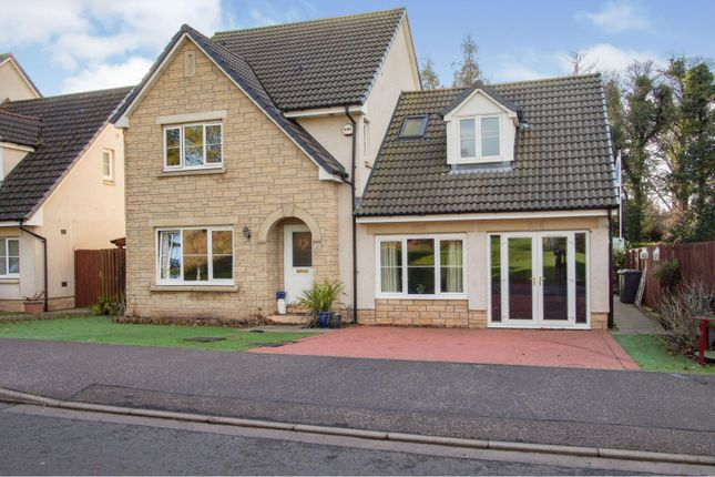 Front of Silver Birch Drive, Dundee DD5