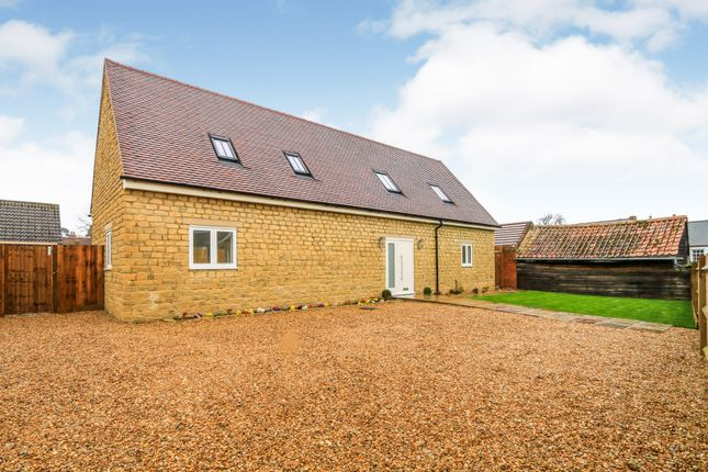 Thumbnail Bungalow for sale in Home Close, Sharnbrook, Bedford