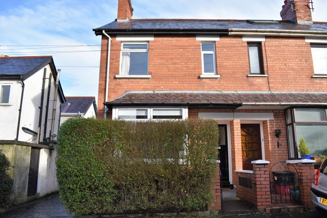 Thumbnail End terrace house for sale in Baroda Parade, Belfast