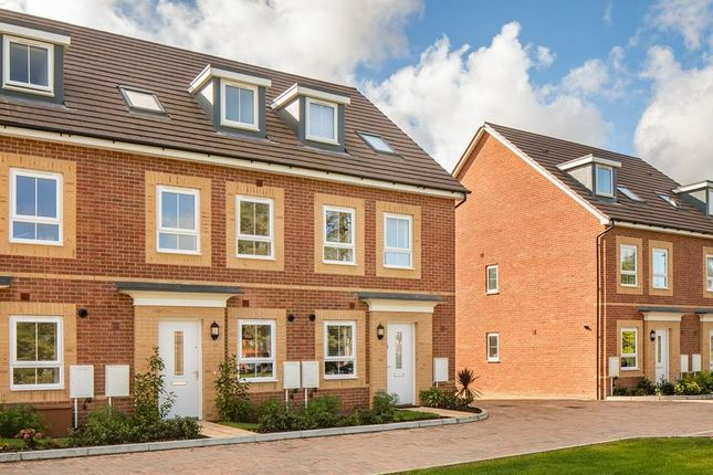External View Of 3 Bed Norburys At Cricket Field Grove