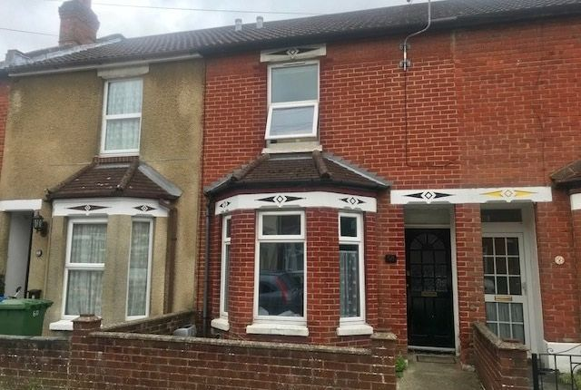 Thumbnail Terraced house for sale in Kingsley Road, Southampton, Hampshire