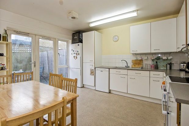 Thumbnail Terraced house to rent in Garrison Road, Bow