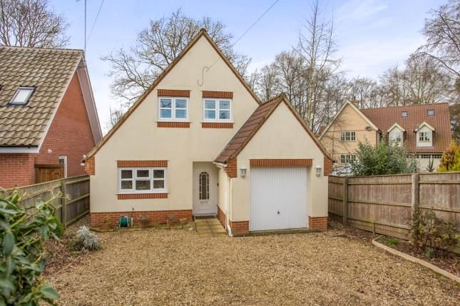 Thumbnail Detached house for sale in Fakenham, Norfolk, England