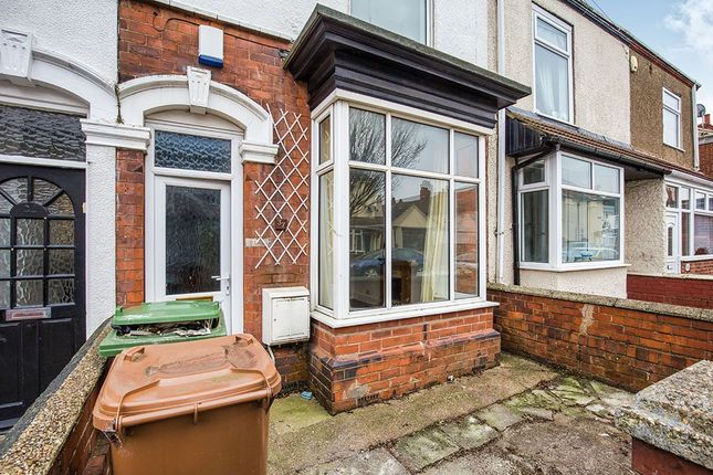 Thumbnail Terraced house to rent in Elliston Street, Cleethorpes