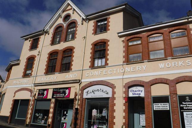 Thumbnail Studio to rent in Barley Market Street, Tavistock