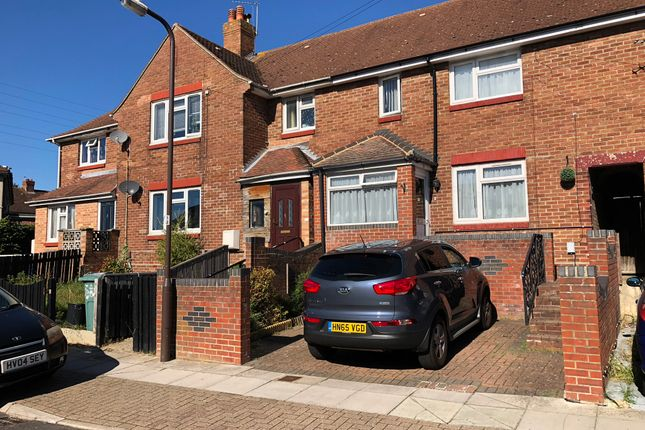 Thumbnail Terraced house to rent in Braintree Road, Cosham, Portsmouth