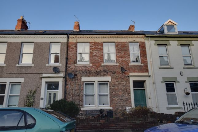 Thumbnail Flat for sale in Prudhoe Terrace, Tynemouth, North Shields