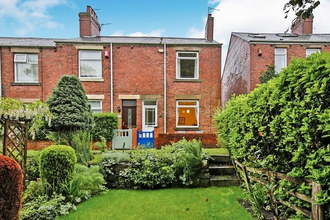 Thumbnail Terraced house for sale in Woodside, Beamish, Stanley