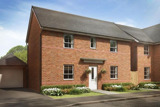 """Thumbnail Detached house for sale in """"Buchanan"""" at Ponds Court Business, Genesis Way, Consett"""