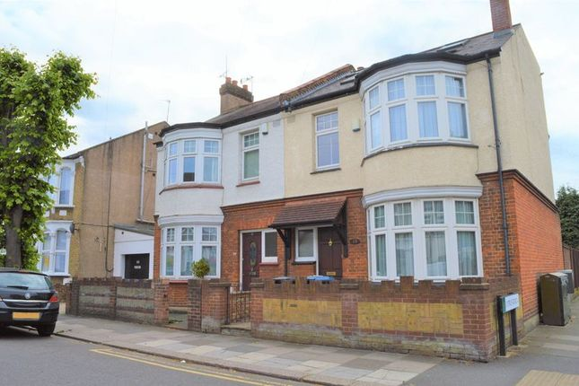 Thumbnail Terraced house for sale in Latymer Road, London