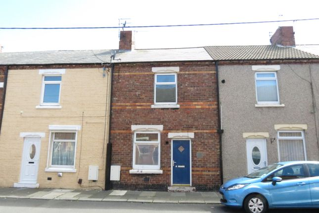 Thumbnail Terraced house for sale in Eighth Street, Horden, County Durham