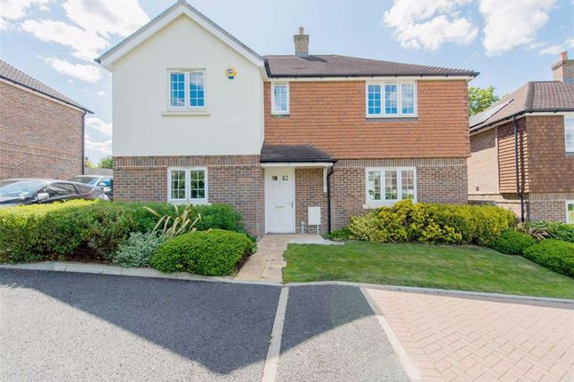 Thumbnail Detached house for sale in Welcombes View, Coulsdon, Surrey