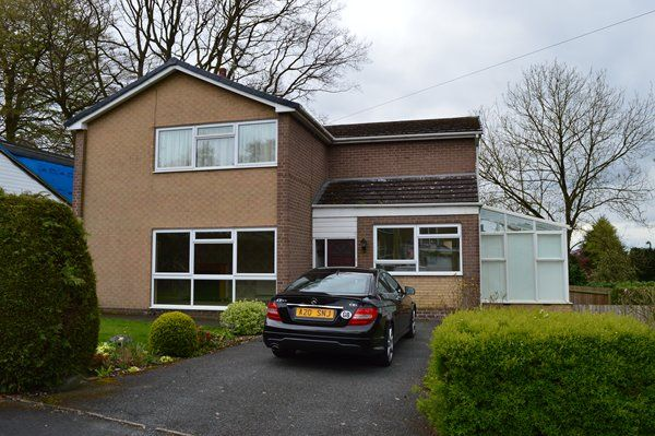 Thumbnail Detached house for sale in Tern Grove, Loggerheads