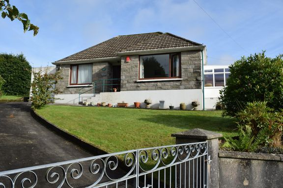 Thumbnail Detached bungalow for sale in Lanner Hill, Lanner, Redruth