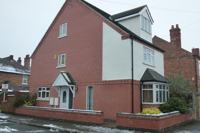 Thumbnail Detached house to rent in William Street, Long Eaton, Nottingham