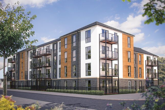 """Thumbnail Flat for sale in """"The Avon"""" at Oak Leaze, Patchway, Bristol"""