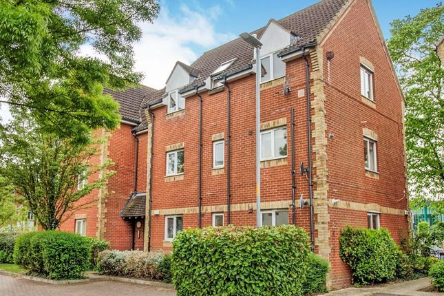 Thumbnail Flat to rent in Lupin Close, Romford