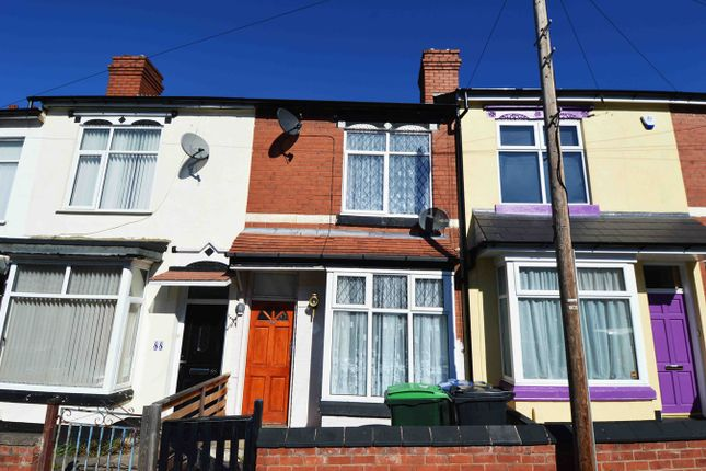 Thumbnail Terraced house to rent in Beakes Road, Smethwick