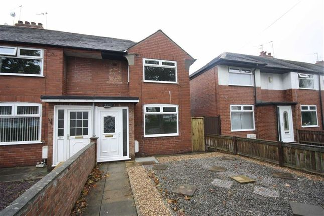 Thumbnail Semi-detached house to rent in Wold Road, Hull
