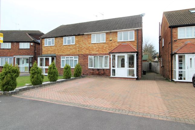 Semi-detached house for sale in Marian Close, Hayes