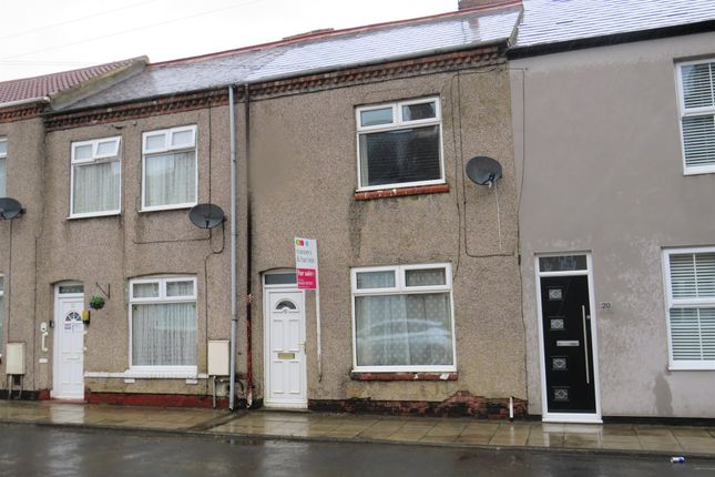 2 bed terraced house for sale in Luke Street, Trimdon Colliery, Trimdon Station TS29
