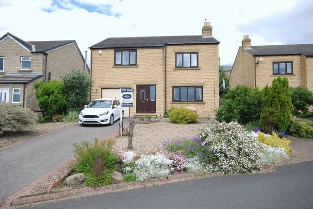 4 bed detached house for sale in Redesmouth Court, Bellingham, Hexham