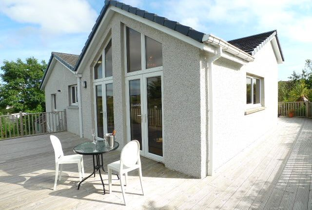 Thumbnail Detached bungalow for sale in 37A Newvalley, Stornoway, Isle Of Lewis