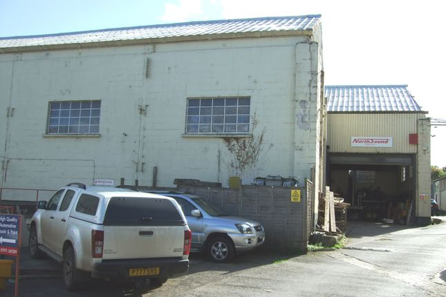 Thumbnail Industrial to let in Station Road Industrial Estate, Woodchester, Stroud, Glos
