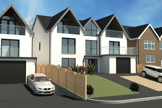 Thumbnail Detached house for sale in New Road, Brynmenyn, Bridgend
