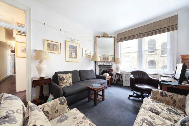 Thumbnail Flat for sale in York Mansions, Battersea Park, London