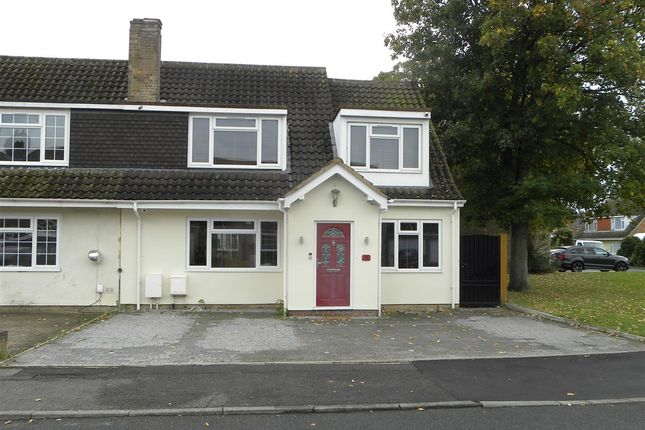 Thumbnail Semi-detached house for sale in Hinksey Close, Langley, Slough