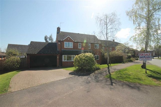 Thumbnail Detached house for sale in Onslow Road, Newent