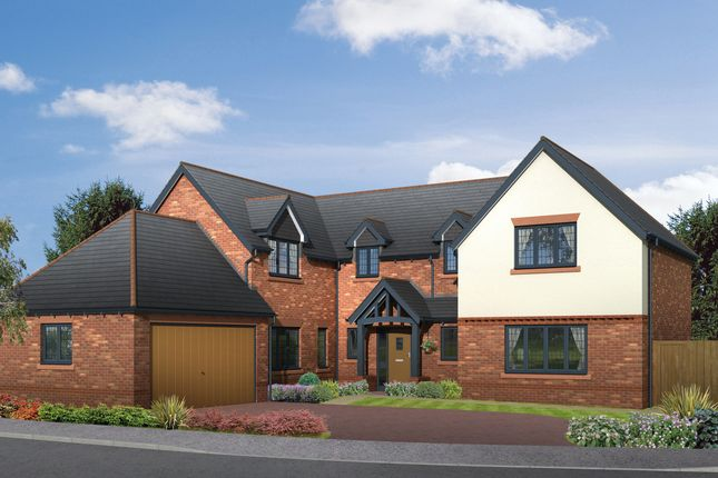 Thumbnail Detached house for sale in The Larches, Moor Lane, Wilmslow