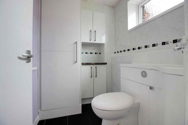 WC/Utility of Thorpe Rise, Cheadle, Stoke-On-Trent ST10