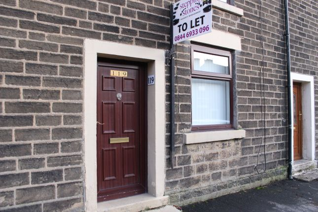 Thumbnail Terraced house to rent in Manor Park Road, Old Glossop, Glossop