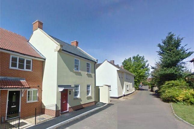 Thumbnail Flat to rent in Knapp Lane, North Curry, Taunton, Somerset