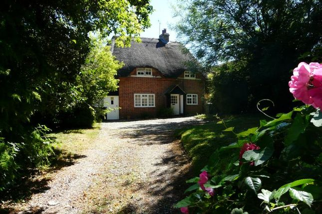 2 bed detached house for sale in Lower Green, Inkpen, Hungerford