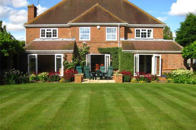 Thumbnail Detached house for sale in Inkpen Road, Kintbury, Berkshire