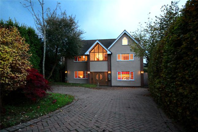 Thumbnail Detached house to rent in Harvest Hill, East Grinstead, West Sussex