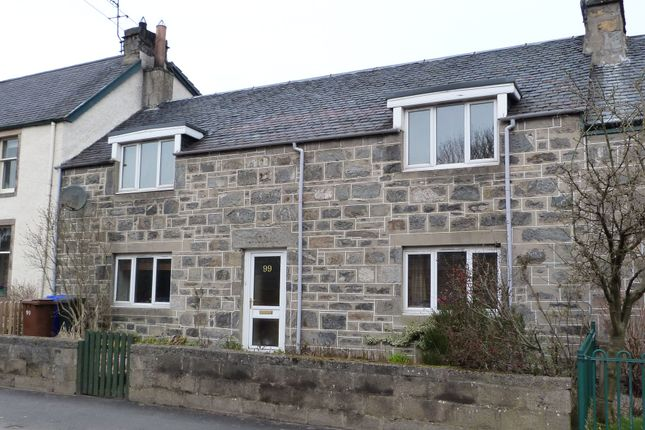 Thumbnail Terraced house for sale in High Street, Kingussie