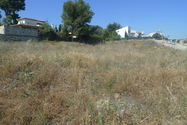 Land for sale in Piver Javea, Jávea, Alicante, Valencia, Spain