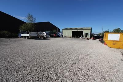 Thumbnail Light industrial for sale in Unit & Yard, Access Road Off Common Lane, Ranskill, Retford