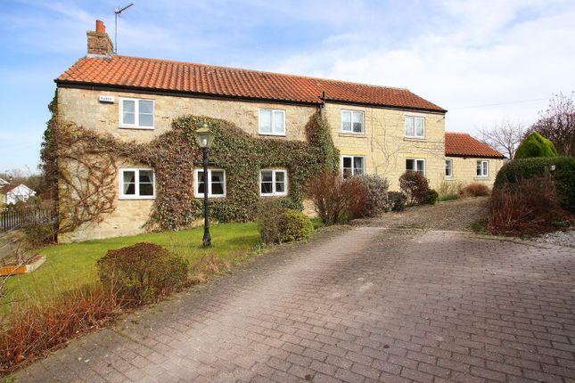 Thumbnail Detached house for sale in Moor Lane, Ferrensby, Knaresborough