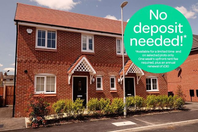 Thumbnail Terraced house to rent in Briars Road, Prescot